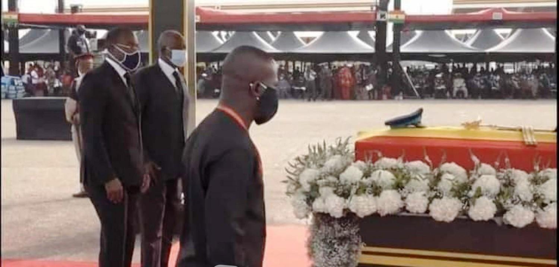 Scandale/Obsèques de Rawlings : Alassane Ouattara dépêche Affi N'guessan et  Toungara à Accra le représenter | Ivoirebusiness.net