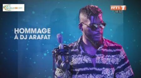 Emission spéciale en hommage à ARAFAT DJ décédé ce lundi à Abidjan