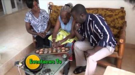 Exclusivité 2013/ Gado Marguerite reçoit Eventnews TV