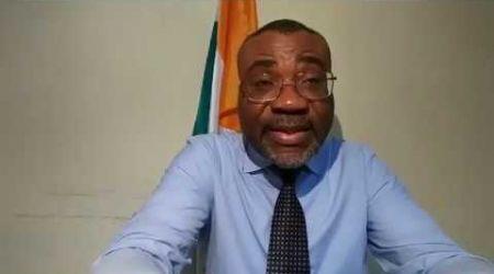 Dr. BOGA MARTELE: LA TRANSITION S' IMPOSE EN COTE D' IVOIRE!