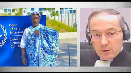 (2ÈME PARTIE) CPI PROCÈS Laurent Gbagbo et Blé Goudé: 24 Juin 2020