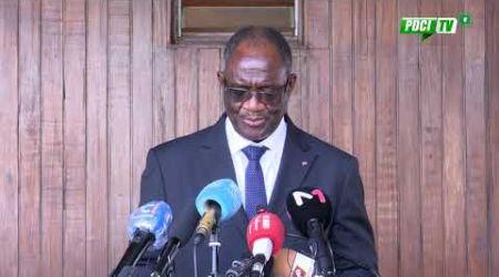 PDCI-RDA :Communiqué des candidats Bédié et Affi N'guessan suite à la déclaration du gouvernement