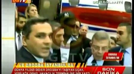 And Drogba in İstanbul!