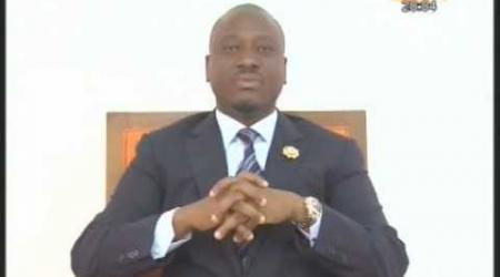 Le président Soro Guillaume adresse ses condoléances aux proches des victimes du 1er janvier 2013