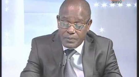 Le procureur de la République, Kouadio Simplice est l'invité du journal télévisé