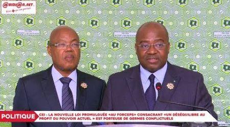 CEI : Les groupes parlementaires de l'opposition invitent le président a reprendre les négociations