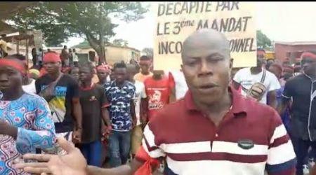 Martyrs de Daoukro | Voici comment les manifestants a été décapités