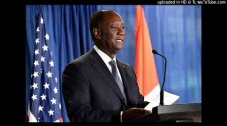 Christian Vabé : Alassane Ouattara n'est plus président de Côte d'Ivoire …