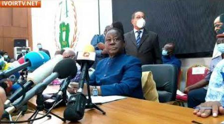 L'opposition ivoirienne appelle à la désobéissance civile face à la « forfaiture » de Ouattara
