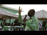 MAURICE K. GUIKAHUE: J'ai discuté avec Gbagbo. Nous allons déboucler, decaler ce qui était bouclé