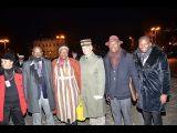 Cérémonie à la mémoire des Tirailleurs Africains sur la tombe du soldat inconnu à Paris