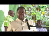 PDCI-RDA: Discours véridique du Président Bédié lors de la cérémonie de présentation de vœux